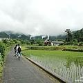湯布院溫泉 自行車道
