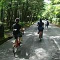 輕井澤單車散策