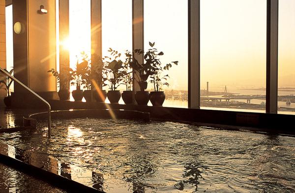 31樓天空溫泉浴場