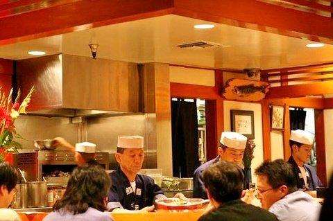 日本料理吧台