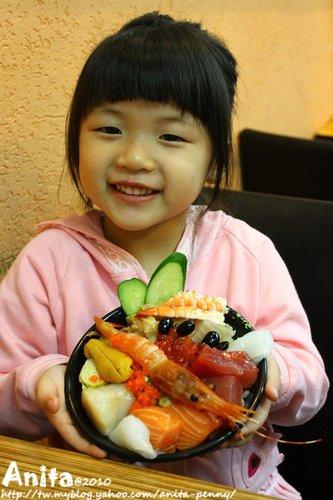 客人食記等同金泰食品 無敵海鮮蓋飯