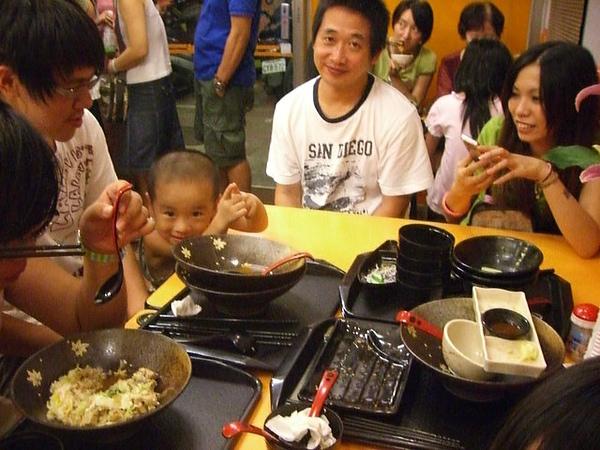 客人全家福聚餐食記-台北同學聚餐好地方