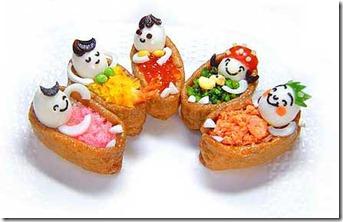 稻荷壽司(Inari-Sushi)