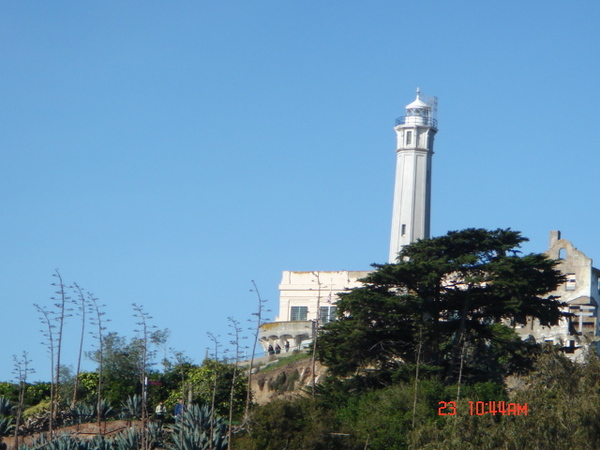 Alcatraz 上的tower