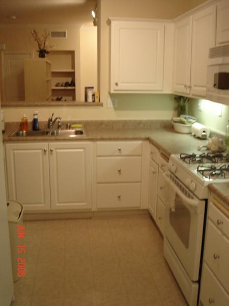 LA 新家 廚房