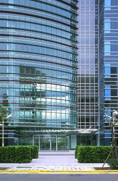 HP大樓 的白天