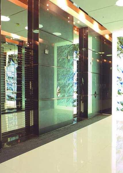 HP大樓 電梯
