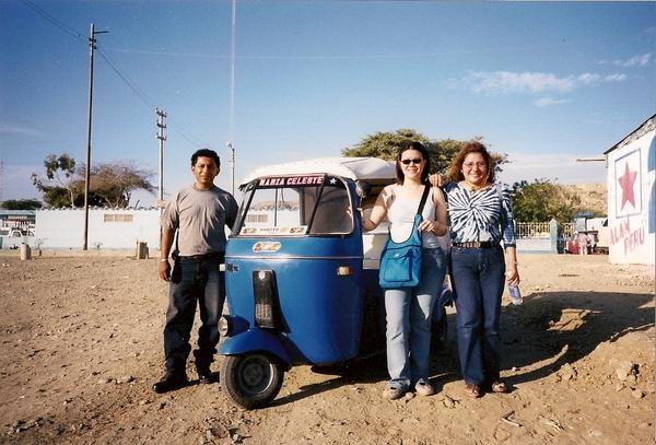 當地交通工具-MotorTaxi!