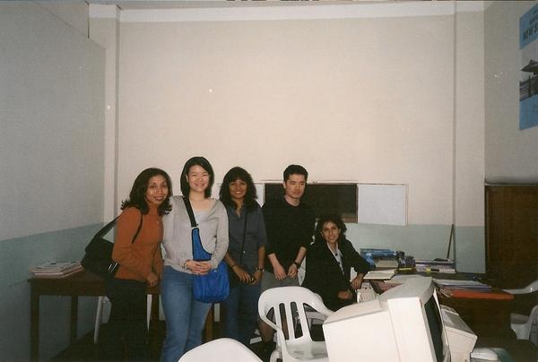 祕魯的英文學校2