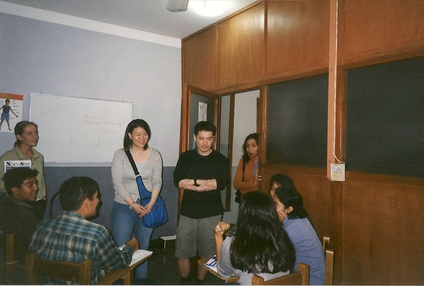 祕魯的英文學校 2