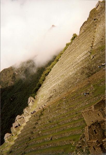 印加人建造的梯田
