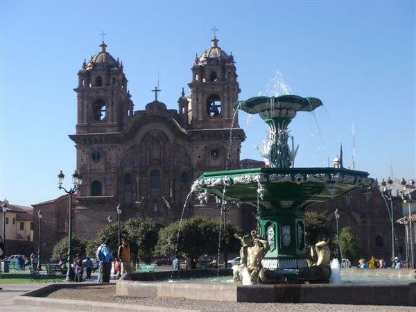 Cuzco - Plaza de Armas