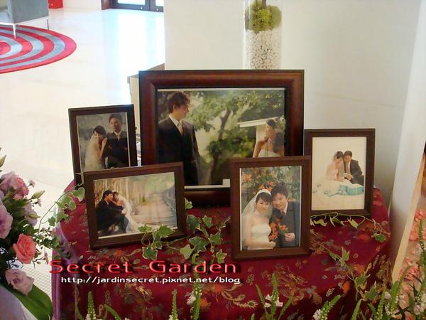 婚禮佈置~維多麗亞-相片區2.jpg