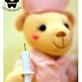 20111025_護士與復健師夫妻熊05_teddy bear