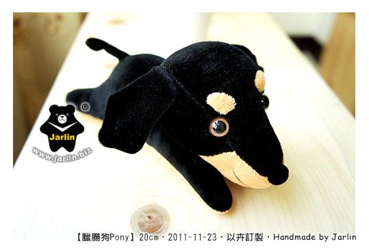 20111123_臘腸狗Pony03.jpg