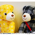 20120111-寶V寶D六週年熊01_teddy bear