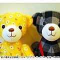 20120111-寶V寶D六週年熊02_teddy bear