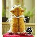 羊毛氈_Jimi_小倉鼠09_felt hamster