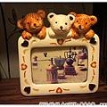 10_小熊音樂相框