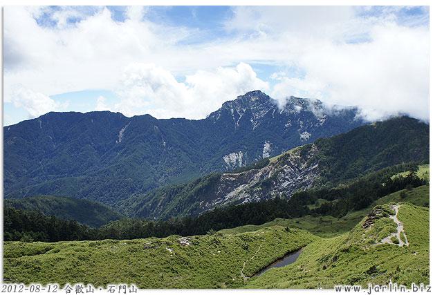12_合歡山石門山