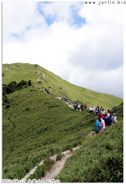 14_合歡山石門山