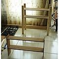 木工DIY-廚房層架03