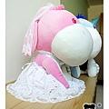 20111202_小馬娃娃婚禮服裝02