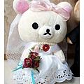 20110710_懶懶熊的結婚禮服02