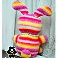 20121126_彩紋小兔3_rabbit