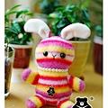 20121126_彩紋小兔2_rabbit