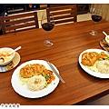 平安夜晚餐01