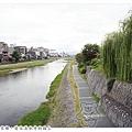 05京都_往清水寺路上_鴨川