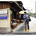 06京都_往清水寺路上_鴨川
