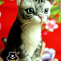 felt cat_羊毛氈貓咪x2_10