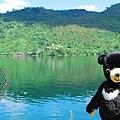2013_小黑熊在花蓮4_鯉魚潭2