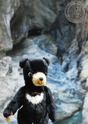 2013_小黑熊在花蓮7_九曲洞