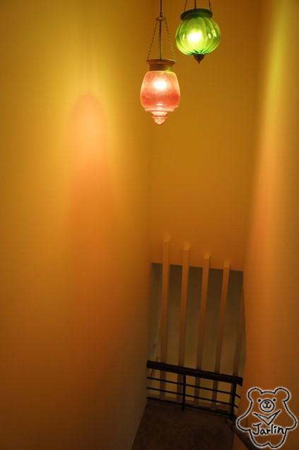 阿之寶瘋茶館_2-3F_燈3