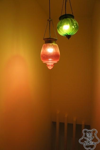 阿之寶瘋茶館_2-3F_燈4