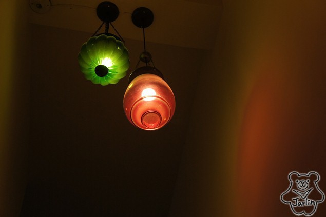 阿之寶瘋茶館_2-3F_燈5