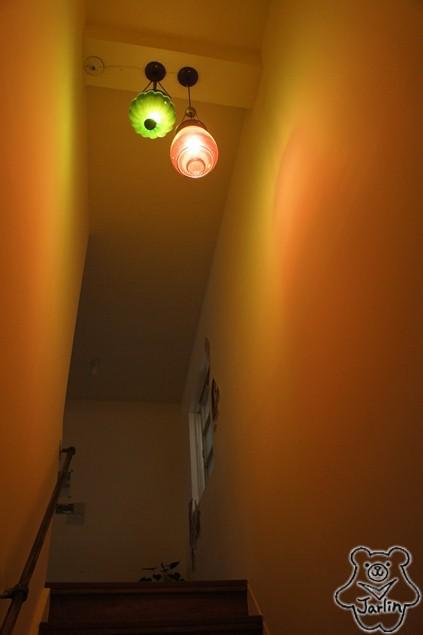 阿之寶瘋茶館_2-3F_燈6