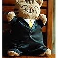 20130322_01貓咪的黑西裝禮服