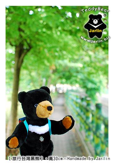 旅行台灣黑熊09