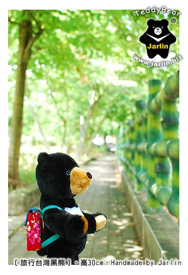 旅行台灣黑熊08