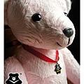 20131008_粉紅出生熊04_teddy bear