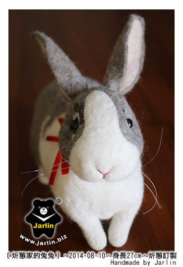 20140829_兔兔羊毛氈Jarlin04