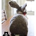 20140829_兔兔羊毛氈Jarlin06