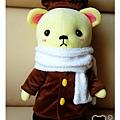 20100621_穿大衣帶帽子小熊