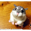羊毛氈_小倉鼠綿綿09_felt hamster