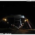 晚上八點半終於走完蘇花公路,到了太魯閣大橋。