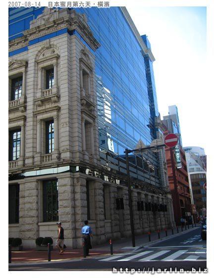 現在與古典的融合建築
